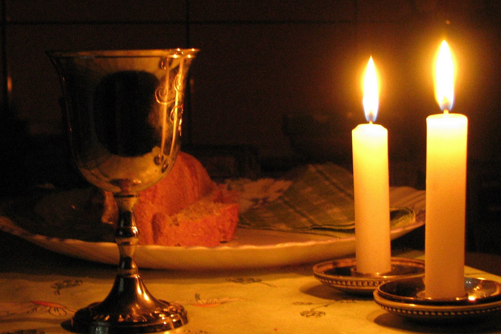 light jewish single women How to light shabbat candles the flame is a single entity women traditionally light candles.